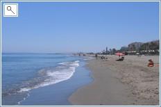 Estepona Beach (La Rada)