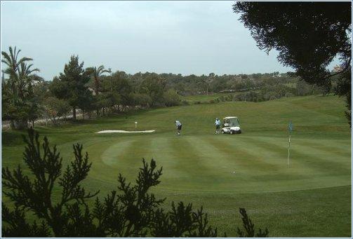 Las Ramblas Golf, 5 mins drive