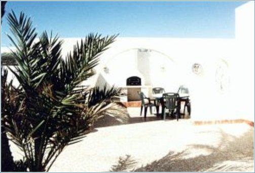 BBQ / Sun terrace