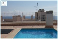 Enjoy the rooftop pool after a hard day holidaying!