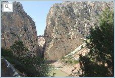 The Camino del Rey.