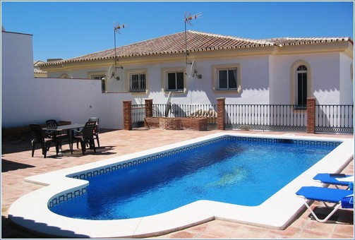 Alhaurin Golf Rental Villa
