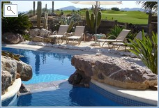 Deser Springs Golf Rental Villa