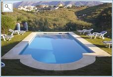 Rental Villa Fuengirola