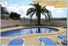 Moraira Villa Rental