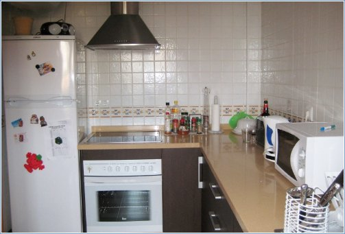 Kitchen - View 1