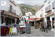 Mijas, white pueblo less than 30 mins drive