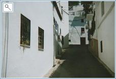 Streets of Alcaucin