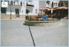 Alcaucin village centre