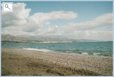 Torre Del Mar Beach