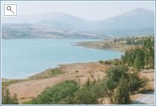 Lake Vinuela
