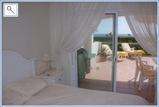 Master Bedroom - Leading onto Terrace