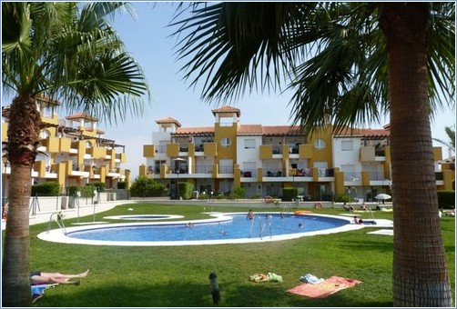 Rent Vera Playa Apartment
