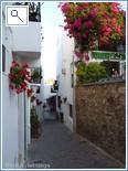 mojacar village