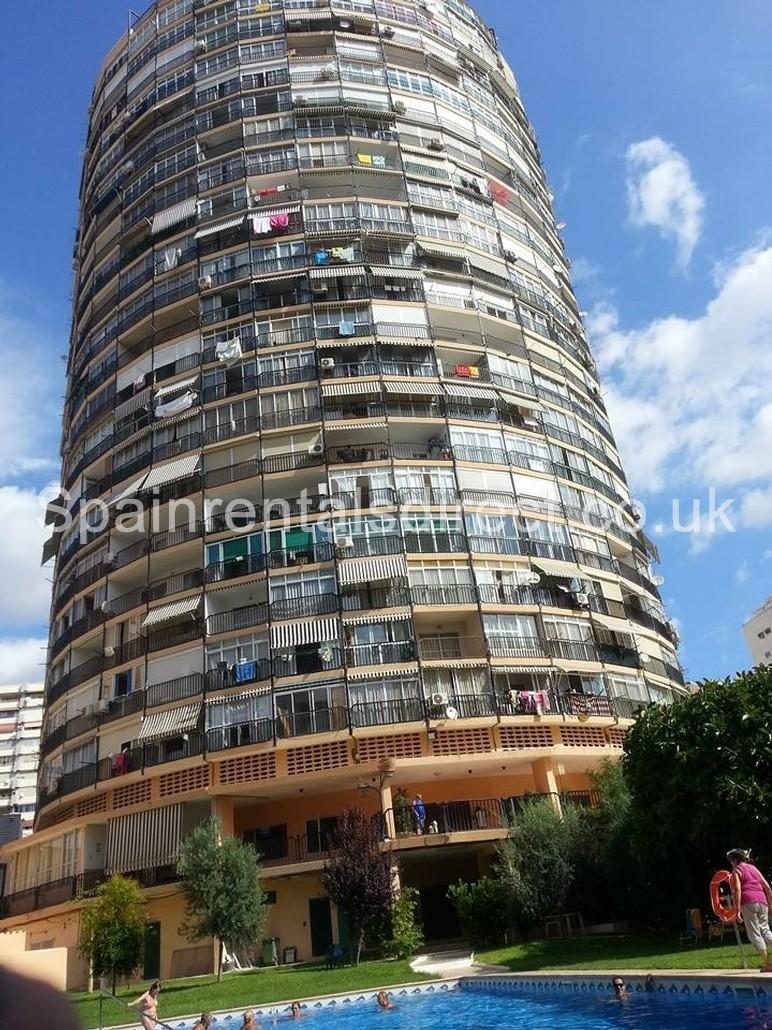 Rent Benidorm Apartments - Levante Beach - Acacias IV