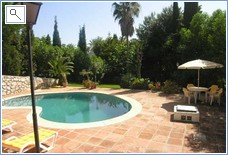 Villa Rent in Marbella