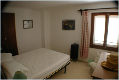 Double room at rear