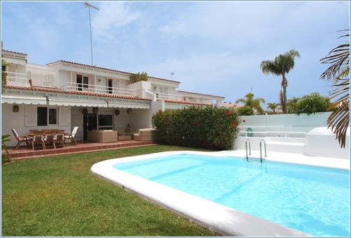 Rent Villa in Maspalomas