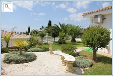 Mediterranean Garden Area
