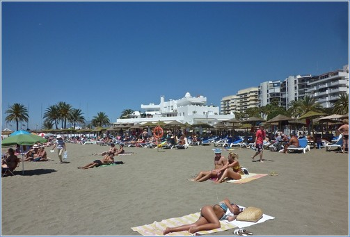 Rental Apartment in Marbella