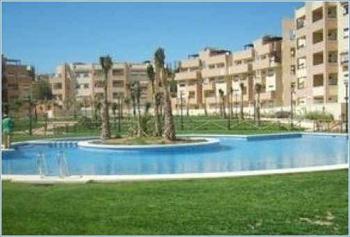 Rent La Tercia Golf Apartment