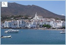 Boat trips from the marina of L'Escala to Cadaques and nearb