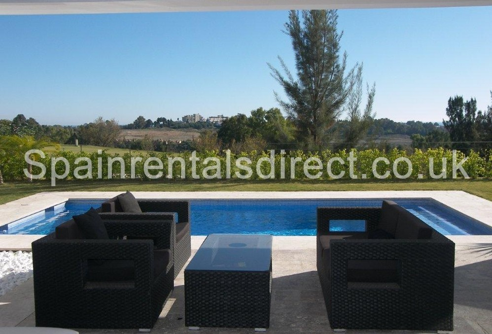 Marbella rental villas atalaya fairways for 2664 terrace drive