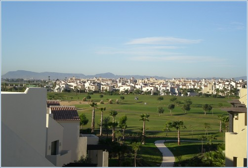 Rent Roda Golf Apartment