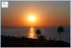 Sunset at LaCala