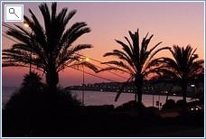 Sunset at La Cala