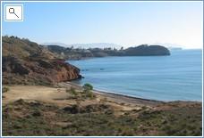 Secluded Cove Near Bolnuevo