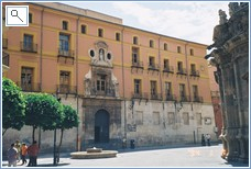 Here's another very historical and beautiful old building.