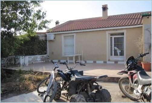 Corvera Rental Villa