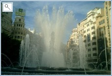 Valencia City is just one hour away - a fabulous day out!