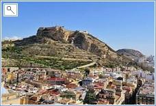 Alicante Fort
