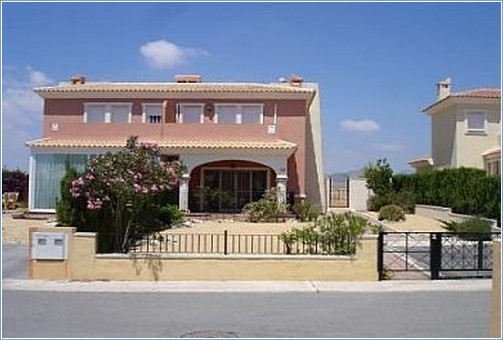 Bonalba Golf Rental Villa