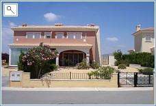 Bonalba Golf Rental Villa
