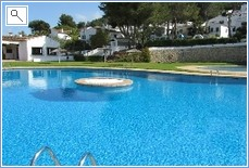 Moraira Villa to Rent