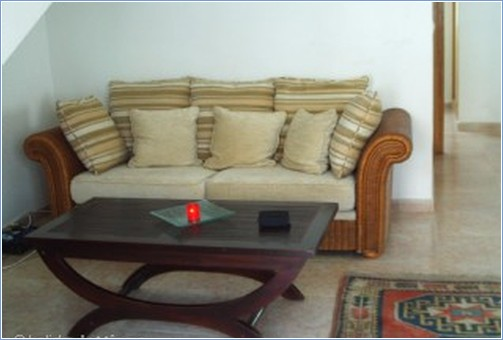 Living - 3-seater sofa (also have another 2-seater sofa)