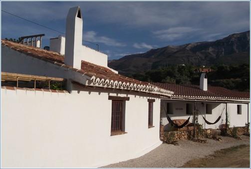 Sedella Rental Villa