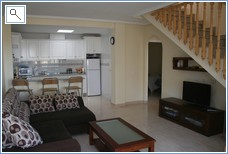 Accommodation in Villamartin