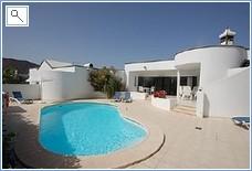 Rent Playa Blanca Villa