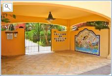 Entrance - Cerrado de Elviria Beach