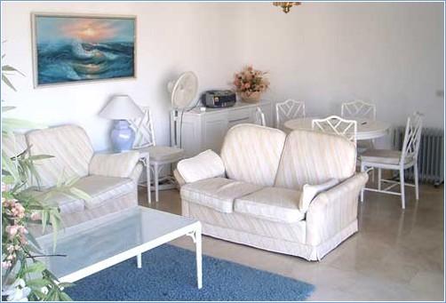 Comfortable, Modern Living Room