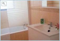 New bathroom modernised in 2011