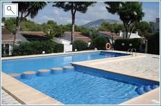 Rent Moraira Villa