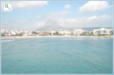 Nearby Javea Beach
