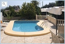 Rental Villas Calpe