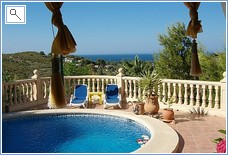 Rental Villa Denia