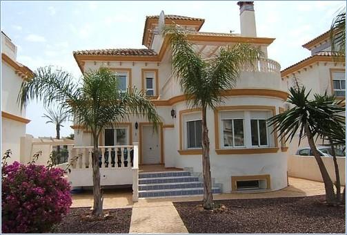 Rent Vera Playa Villa